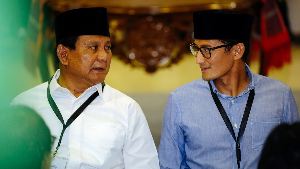 Menjawab Tudingan Minor atas Perbaikan Dokumen Visi dan Misi Prabowo-Sandi