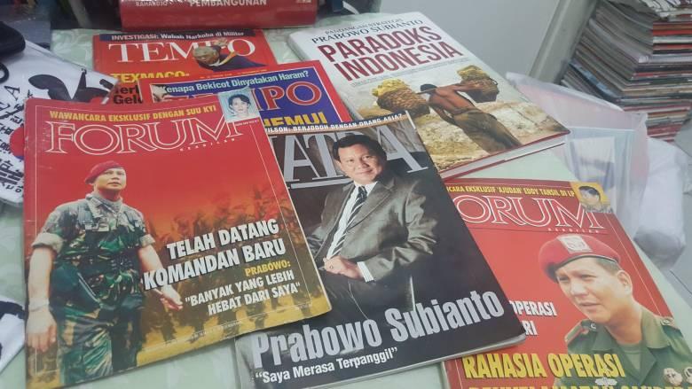 Prabowo dan Manusia Indonesianya Mochtar Lubis