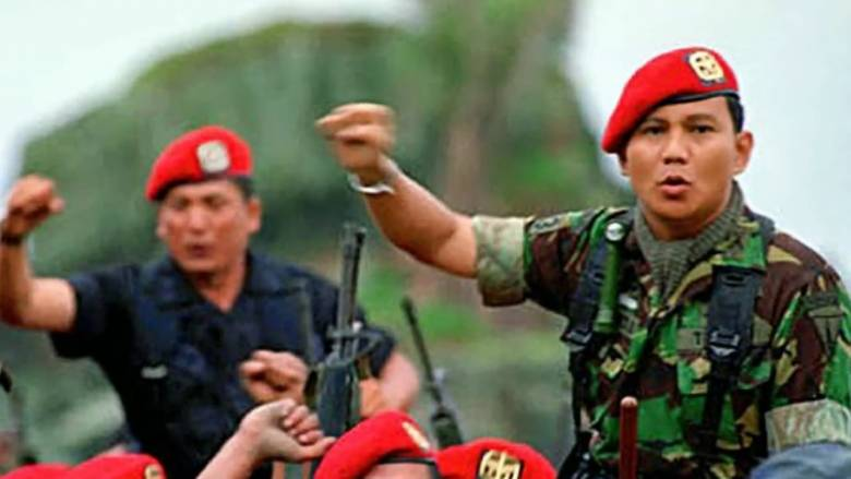 Analogi Militer, Tuduhan dan Impian Prabowo Memimpin Semua Kalangan