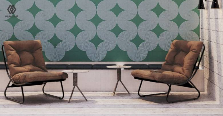 Inilah DMDIO, Pencipta Panel Dinding 3D Ala Tahun 70-an