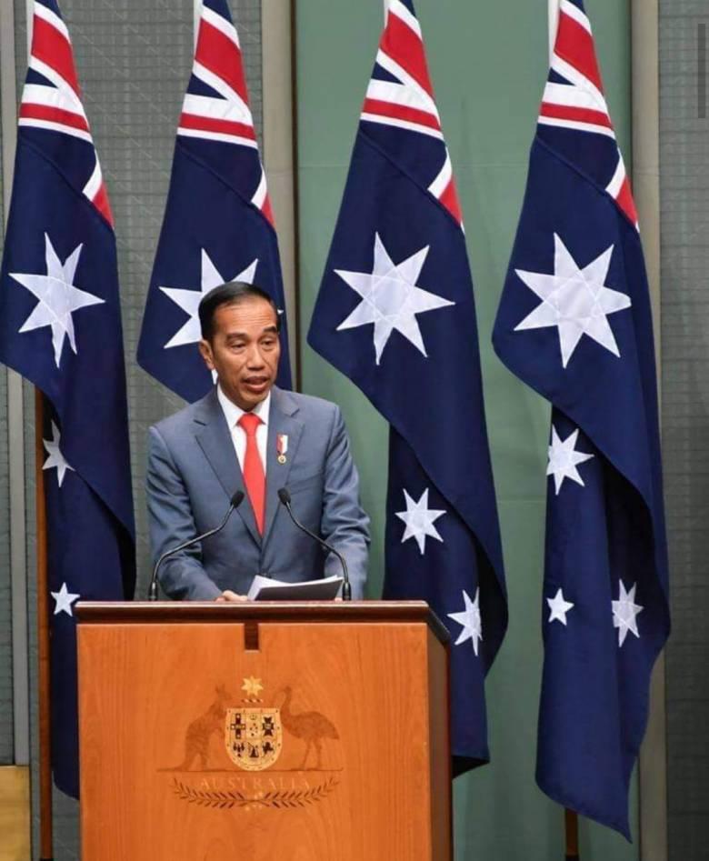 Indonesia dan Australia Ditakdirkan sebagai Tetangga Dekat