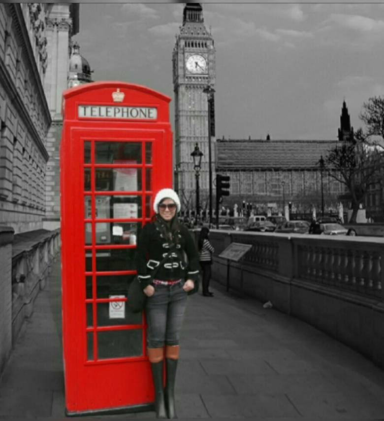 Oh, London