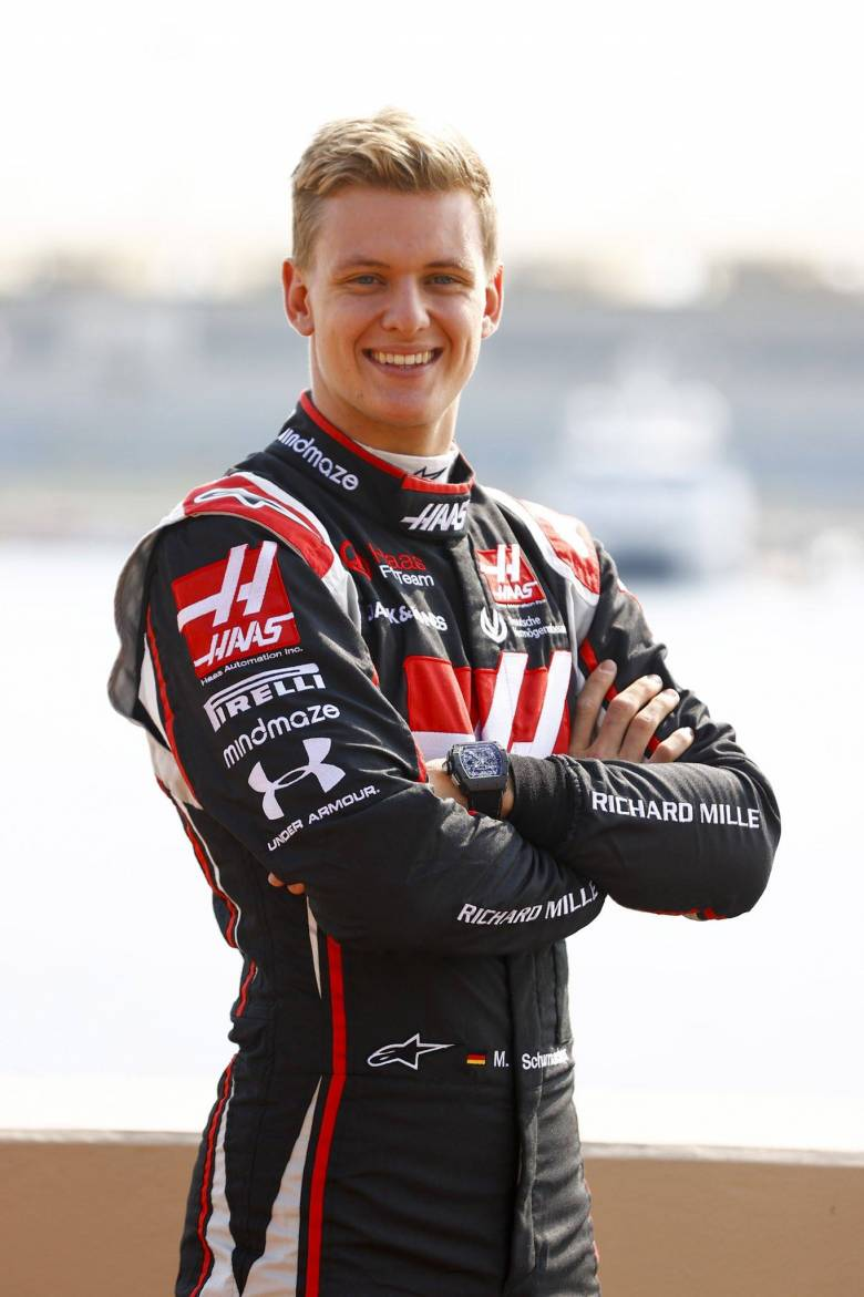 Jangan Langsung Berharap Tinggi pada Mick Schumacher