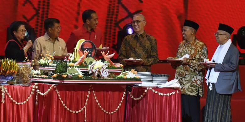 Lima Pria Ternama di Sekitar Megawati