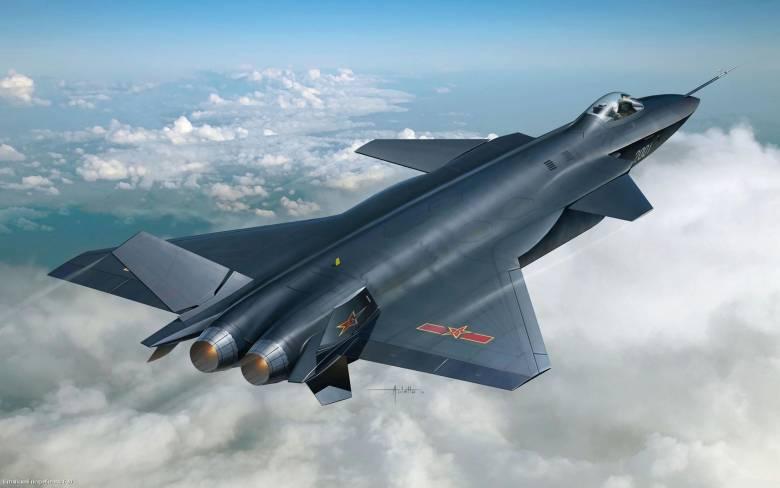 Chengdu J-20, Made in China