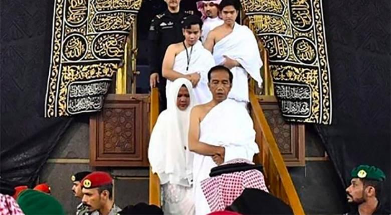Berat Melawan Jokowi yang Mendapat Ridha Allah