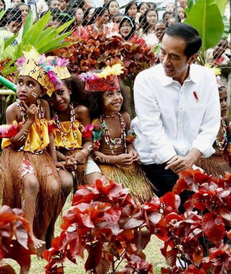 Saran untuk My President, Hati-hati dengan Papua!