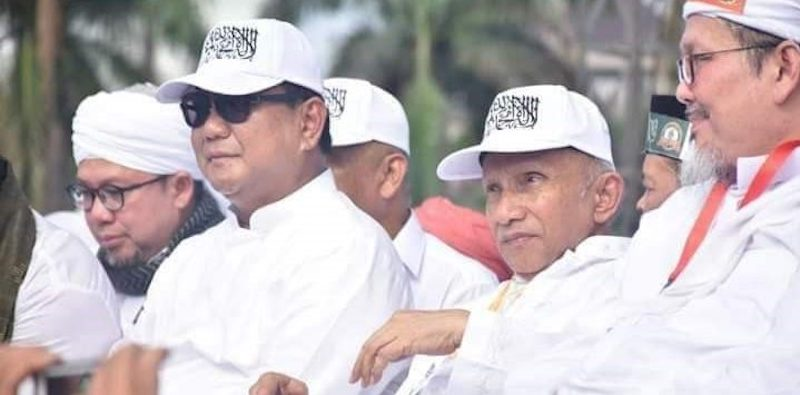 Reuni 212 Punya Daya Kejut, Benarkah Muslim Dukung Prabowo?