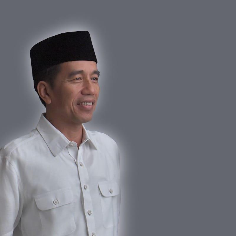Jokowi Presiden Tersukses dalam Memberantas Korupsi