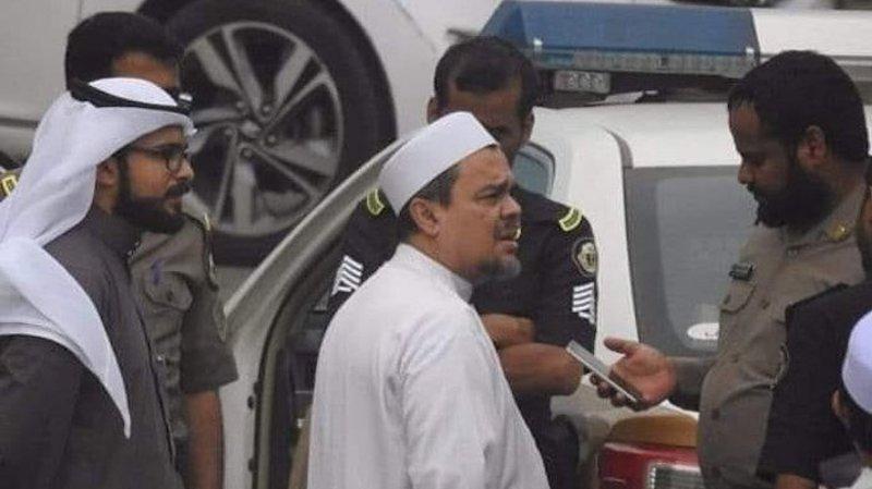 Habib Rizieq Difitnah...!