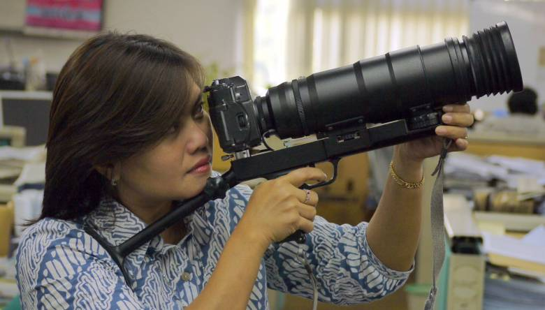 Kisah Empat Kamera
