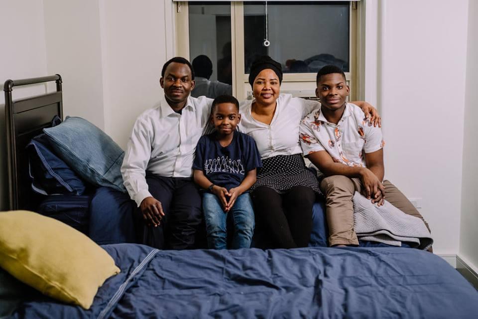 Anak Pengungsi Itu Sekarang Punya Apartemen Sendiri