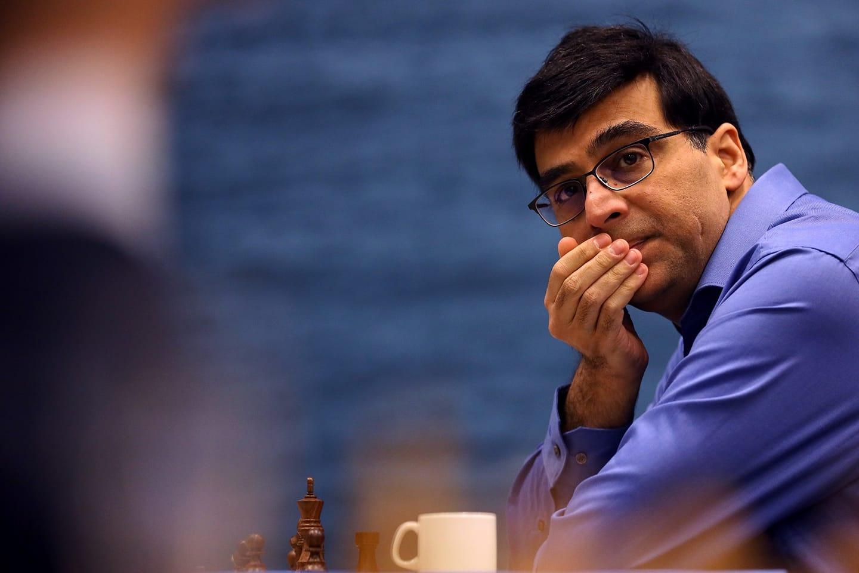Wawancara dengan Viswanathan Anand di Jerman