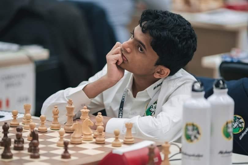 Grand Master India Usia 15 Ini Unjuk Gigi di Piala Dunia