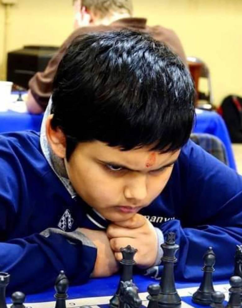 Abimanyu Mishra, Calon GM Termuda di Dunia (1)