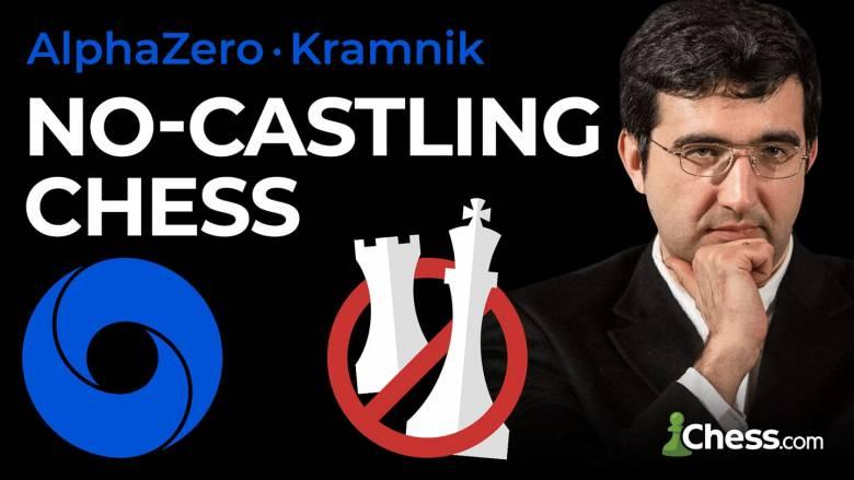 Vladimir Kramnik: Hilangkan Rokade!