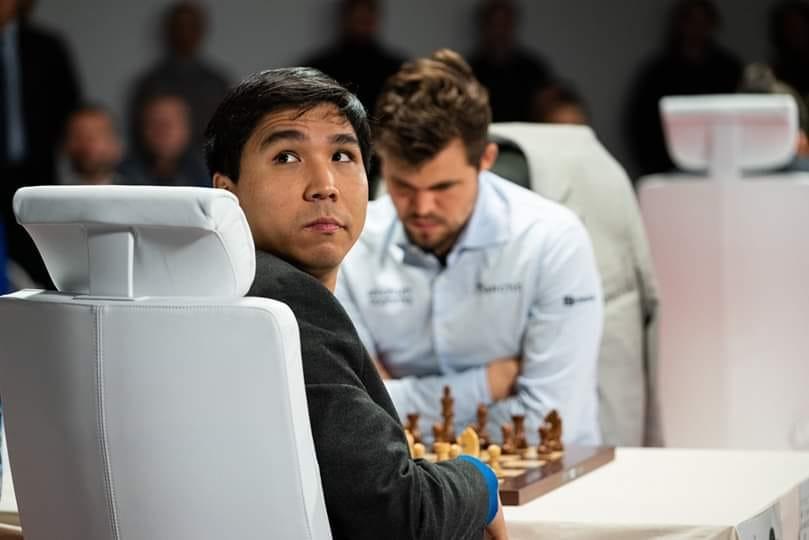 Magnus Carlsen, Berada di Ujung Tanduk di Rumah Sendiri