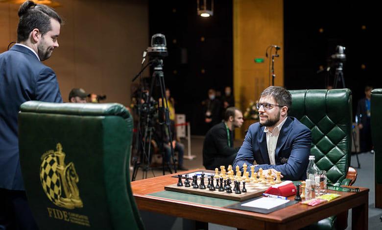 FIDE Hentikan Turnamen Kandidat