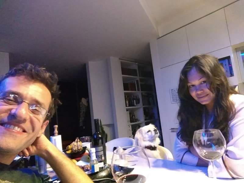 Arianne Caoili, Istri GM Levon Aronian Meninggal Dunia