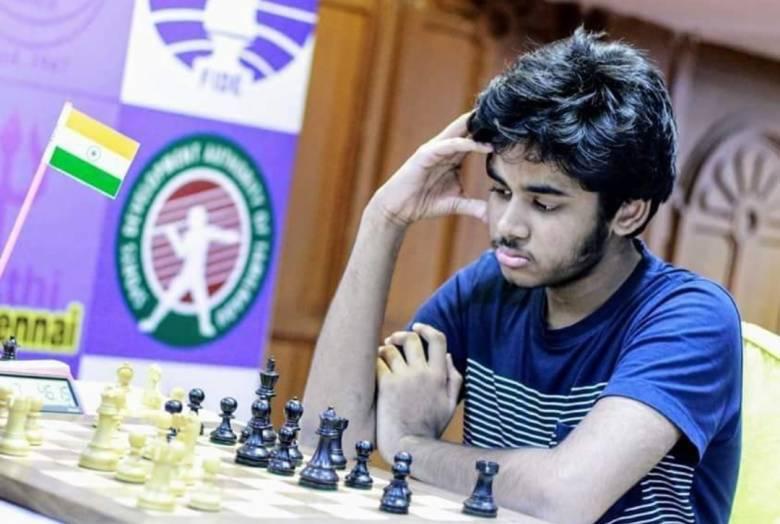 Arjun Dampingi Adhiban Ke Meltwater Champions