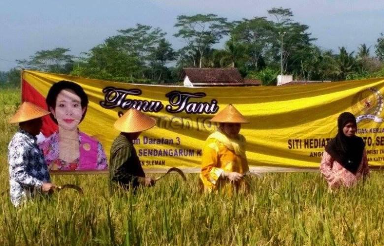 Titiek, Parodi Ironis Anak Soeharto