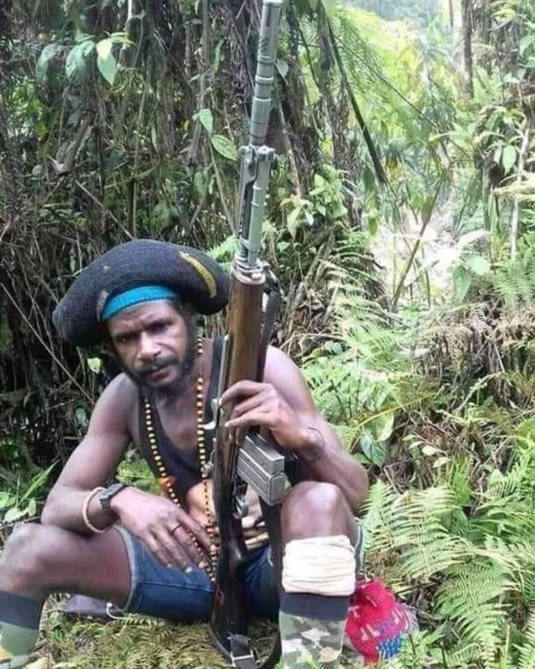 Cukong Terorisme Papua