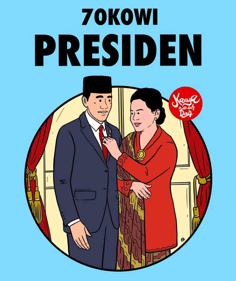 Jokowi, President All People