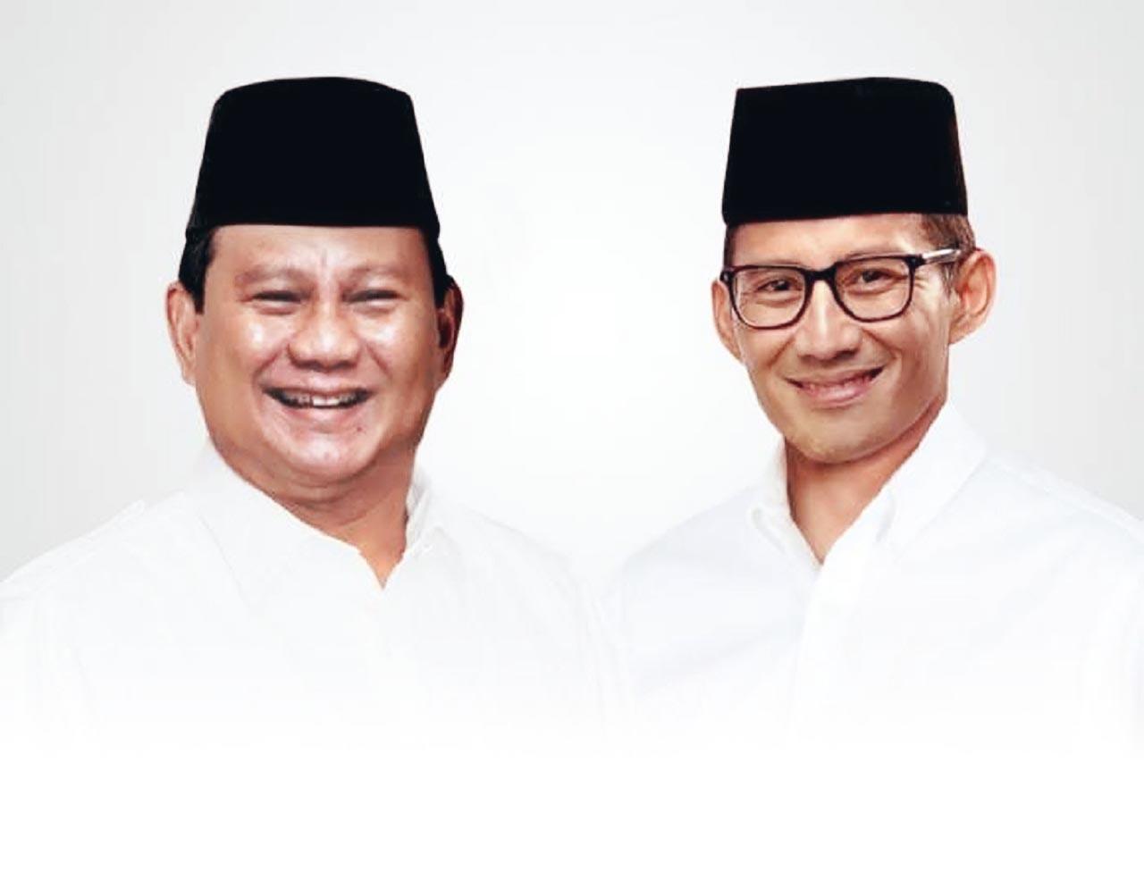 Dynamic Duo Prabowo-Sandi