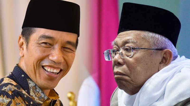 Jokowi-Amin, Dua Sosok Pemimpin yang Jauh dari Sempurna Namun Ideal