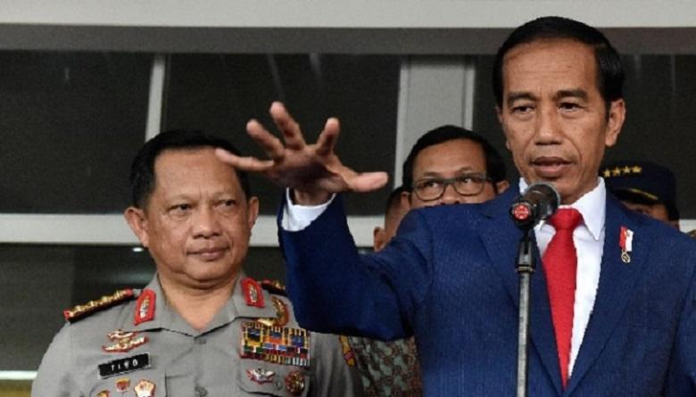 Jokowi Ultimatum Kapolri Selesaikan Kasus Novel Hanya 3 Bulan