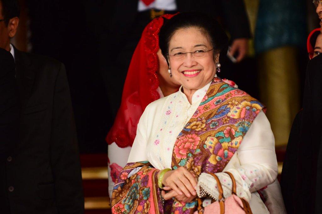 Megawati, Inspirasi Kaum Perempuan Indonesia