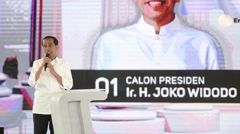Jokowi Sebut Pemerintahan Dilan, Milea kok Gak Disebut?