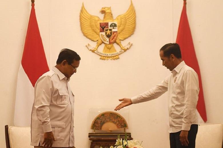Gerindra Berpeluang Besar Masuk Kabinet Dibanding Demokrat