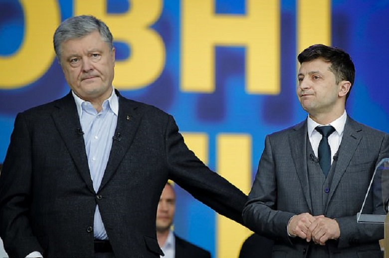 Poroshenko Akui Kemenangan Capres Pelawak di Pilpres Ukraina, Indonesia Bagaimana?