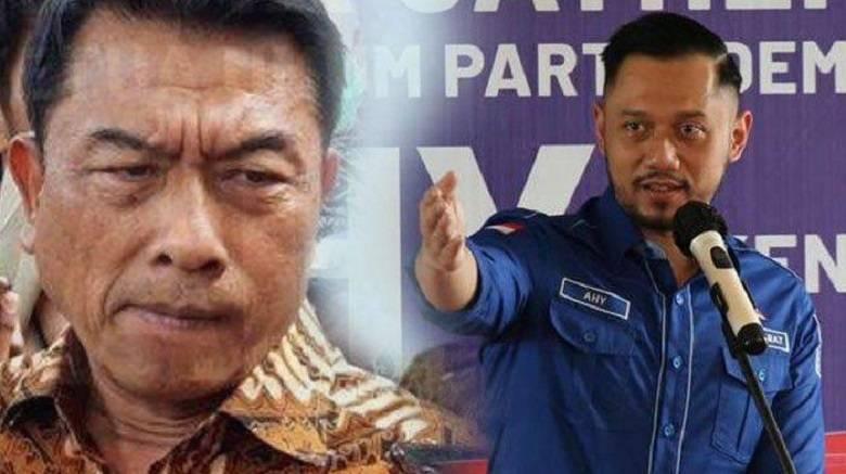 Tumbang di Tangan AHY, Daulat Moeldoko Lenyap!