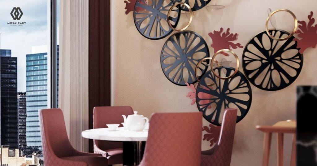 3D Wall Panel dan Mural; Dekorasi Restoran Terbaik