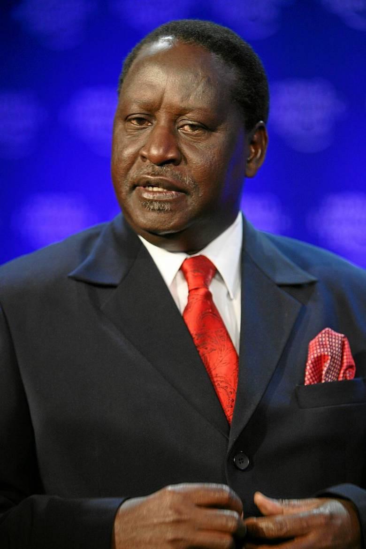 Odinga, Sang Petarung yang Tak Tahu Malu!