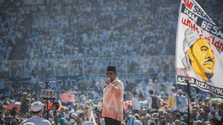 Pilpres 2019 Ibaratnya Referendum, Pilih NKRI atau Khilafah?