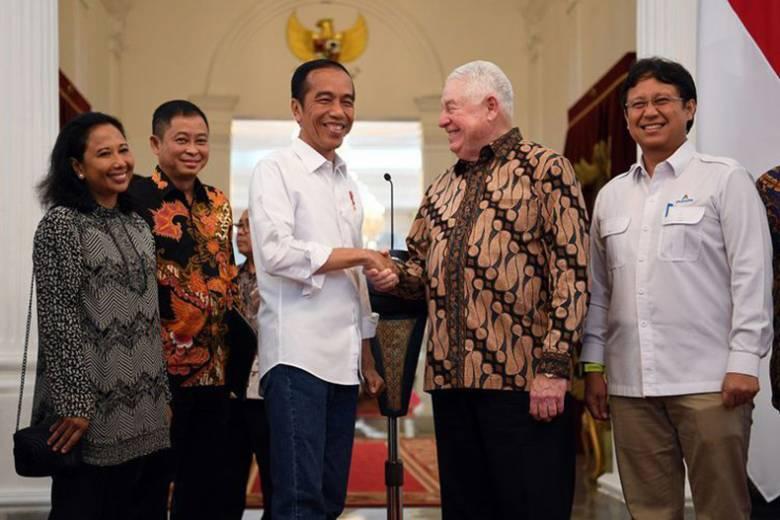 Jokowi Rebut Kembali Freeport, yang Dahulu Diwariskan Soeharto kepada Amerika!