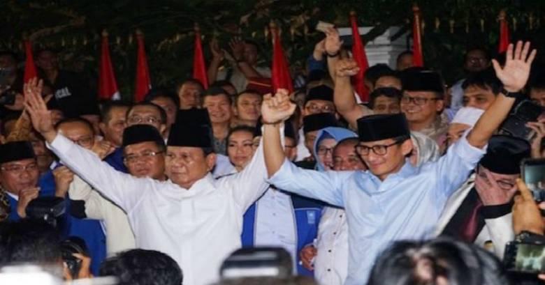 Menakar Loyalitas Tokoh yang Ada di Tim Sukses Prabowo-Sandi