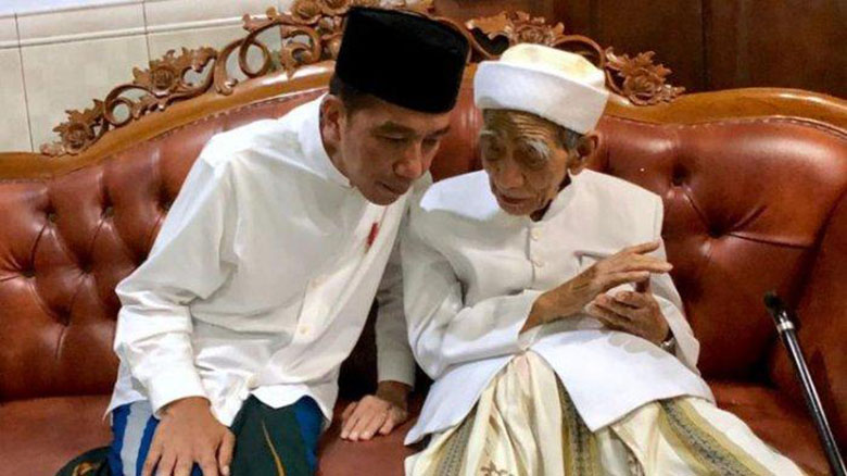 Kaum Nahdliyin Jangan Dipecah-belah, Suara NU Utuh untuk Jokowi-Ma'ruf