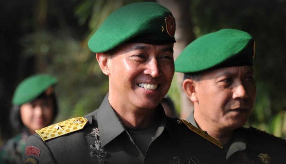 Catatan tentang KSAD (4) Turbulensi dan Netralitas TNI