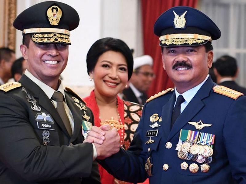 """Catatan tentang KSAD (2) Tersingkirnya Cap """"Orang SBY"""""""