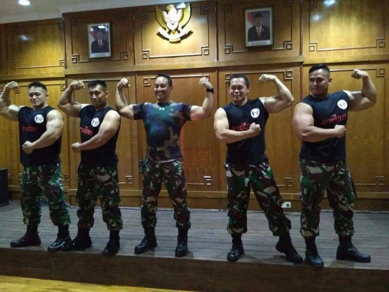 Catatan tentang KSAD (3) Karier Meroket Jenderal Gymnasium