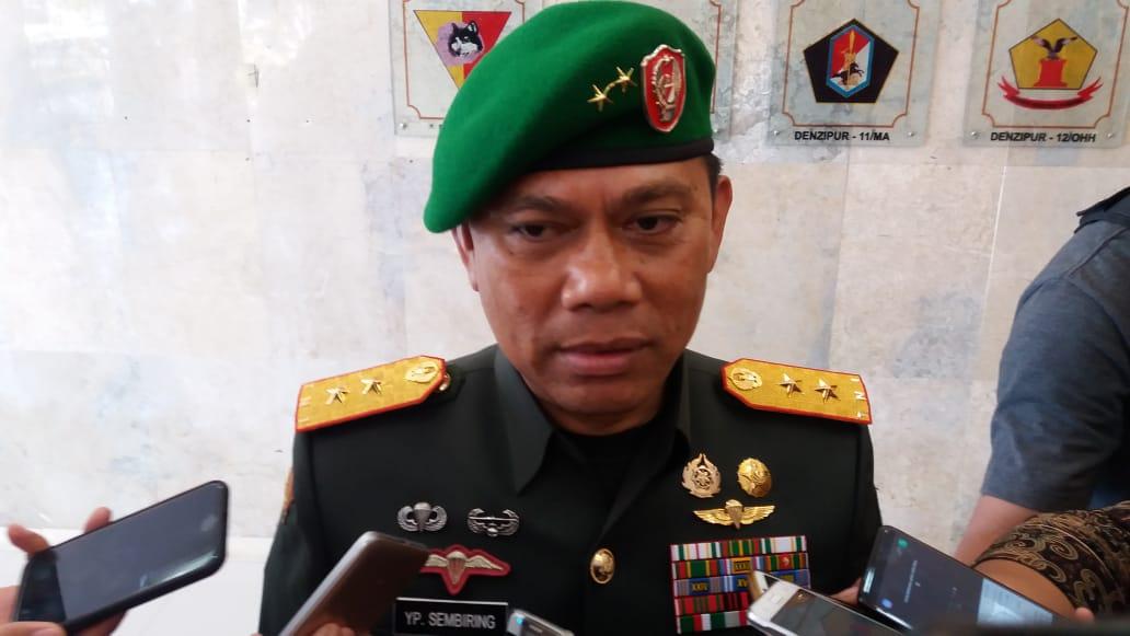 Kesempatan Ketiga bagi Mayjen TNI Yoshua Pandit Sembiring