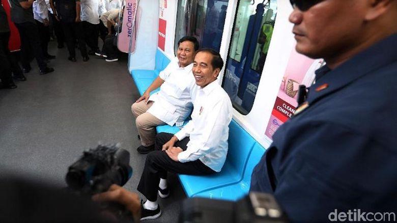 Pertemuan Jokowi-Prabowo Bukan Sekadar Bahas Koalisi
