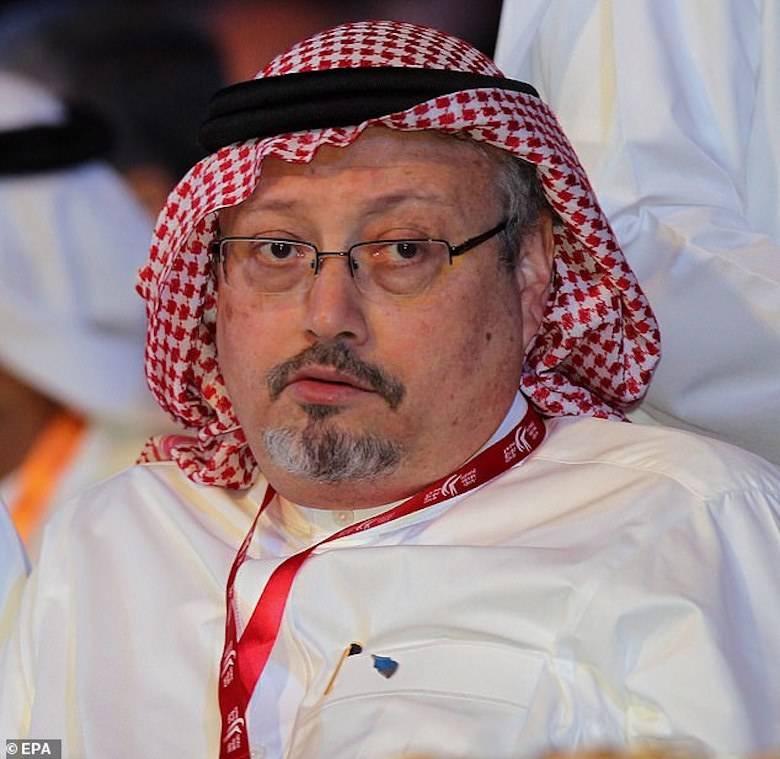 Saat Jamal Kashoggi Dikabarkan Diserahkan AS pada Arab Saudi