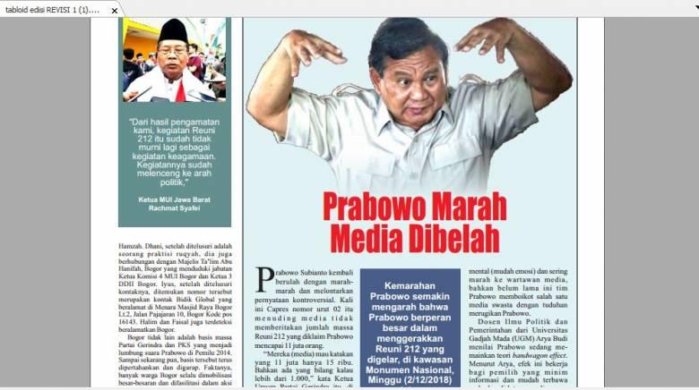 """Ketika """"Indonesia Barokah"""" Tak Berkah dan Dianggap Penyebar Hoaks"""