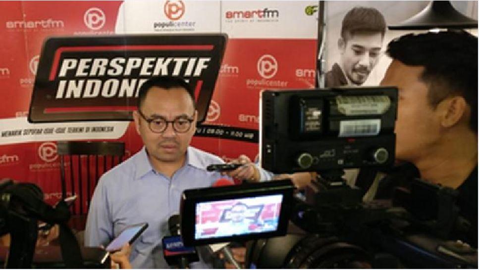 Antara TransJakarta dan Freeport, Mas Dirman Bukanlah Kang Udar!