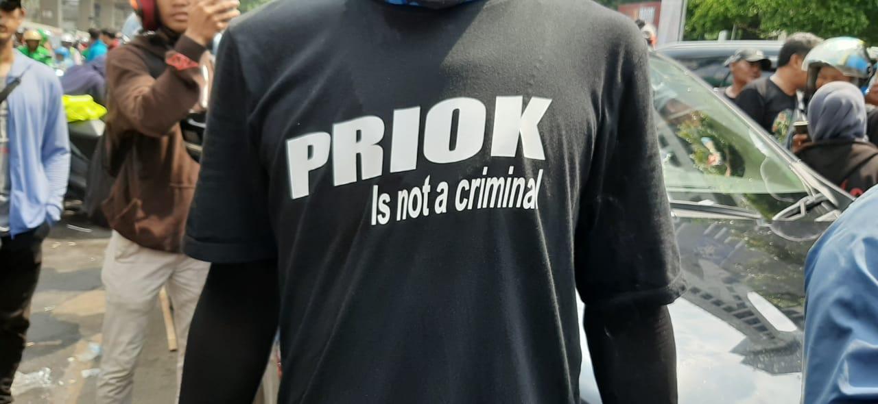 """Yasonna Harus Ngaca, """"Priok Is Not A Criminal!"""""""